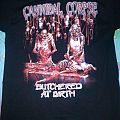 "Cannibal Corpse ""Butchered At Birth"" t-shirt"