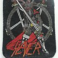 "Slayer ""Show No Mercy"" patch"