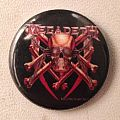 "Megadeth - Other Collectable - Megadeth ""Killing Is My Business... And Business Is Good!"" pin badge"
