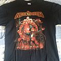 "Helloween ""Gambling With The Devil"" Hellish Rock tour t-shirt"
