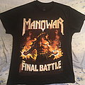 "Manowar ""The Final Battle"" t-shirt"