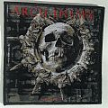 "Arch Enemy ""Doomsday Machine"" woven patch"