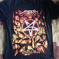 "Anthrax ""Worship Music"" t-shirt"
