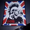 The Exploited British Flag Patch (2 Available)