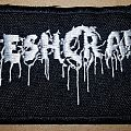 Fleshcrawl embroidered patch
