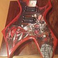 Iron Maiden Guitar Other Collectable