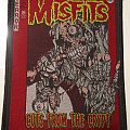 Misfits - Patch - Misfits - Cuts From the Crypt woven patch 2002