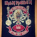 Iron Maiden - Patch - Iron Maiden - The First Ten Years patch
