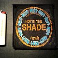 Kiss - Patch - Kiss - Hot In The Shade 1989 woven patch