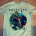 Solstice - Death's Crown Is Victory shirt