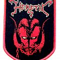 Heretic woven patch (limited)