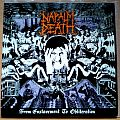 Napalm Death - Tape / Vinyl / CD / Recording etc - Napalm Death - From Enslavement to Obliteration '88 LP