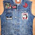 Enforcer - Battle Jacket - My new vest!!