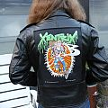 Xentrix - Other Collectable - Xentrix backpatch on my leather!