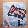 Kreator - Flag Of Hate (original pressing)