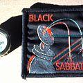 Black Sabbath - Patch - Black Sabbath - Technical Ecstasy woven patch
