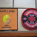 Patch - Mucky Pup + Agnostic Front patches (bought at their shows)
