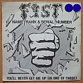 Fist - Name, Rank & Serial Number EP (Neat Records '80)