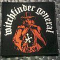 Witchfinder General - Patch - Witchfinder General woven patch