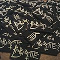 Patch - Embroidered Paramite patches
