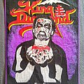 King Diamond - Conspiracy woven backpatch