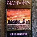 Blessed Death - Tape / Vinyl / CD / Recording etc - Blessed Death - Destined for Extinction MC