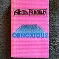 Acid Reign - Tape / Vinyl / CD / Recording etc - Acid Reign - Obnoxious MC