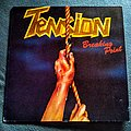 Tension - Tape / Vinyl / CD / Recording etc - Tension - Breaking Point LP