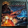 Bloodgood - Tape / Vinyl / CD / Recording etc - Bloodgood - Detonation LP