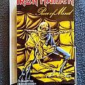 Iron Maiden - Tape / Vinyl / CD / Recording etc - Iron Maiden - Piece of Mind MC