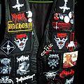 Battle leather jacket