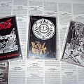 Verdugo - Tape / Vinyl / CD / Recording etc - Verdugo from Chile / Bestial Raids / into the war from Chile