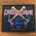 Cannibal Corpse - Hammer smashed face (patch)