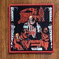 Death - Scream Bloody Gore patch