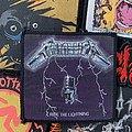 Metallica - Ride the Lightning Patch