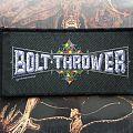 Bolt Thrower - Patch - Bolt Thrower Vintage Logo