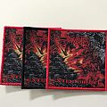 Angelcorpse - Exterminate Woven Bootleg Patch