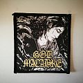 MDP 18 - God Macabre official woven patch