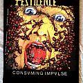 Pestilence - Consuming Impulse Original BP Patch
