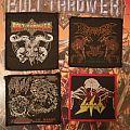 Bolt Thrower - Patch - Vintage Death Thrash Mania