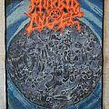 Morbid Angel - Patch - Vintage Morbid Angel - Altars Of Madness Back Patch