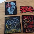 Morbid Saint - Patch - Patches For Paul_o666