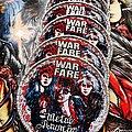 Warfare - Patch - Warfare - Metal Anarchy Woven Patch