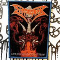 Dismember Blue Border Patch