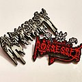 Possessed - Pin / Badge - Possessed And Autopsy Pins