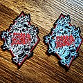Morbid Angel - Patch - Morbid Angel - Altars Of Madness Small Patches