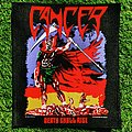 Cancer - Death Shall Rise Official Woven Back Patch