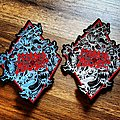 Morbid Angel - Patch - Morbid Angel - Altars Of Madness Back Patches