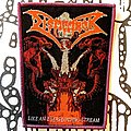 Dismember Purple Border Patch