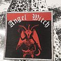 Angel Witch - Patch - Rare Angel Witch Patch